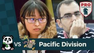 2018 PRO Chess League: Round 1 | Pacific Division