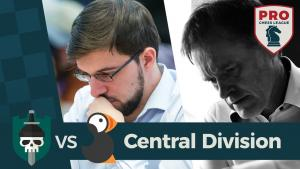 2018 PRO Chess League: Week 1 - Central Division