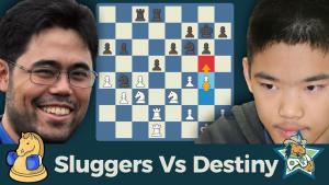 2018 PRO Chess League: Round 5 | Pacific Division With Hikaru Nakamura and Shakhriyar Mamedyarov