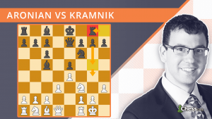 FIDE Candidates 2018: Kramnik Wins Chess Brilliancy Vs Aronian