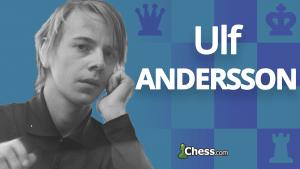 Los finales de ajedrez más instructivos de Ulf Andersson