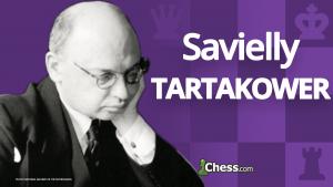Los finales de ajedrez más instructivos de Savielly Tartakower