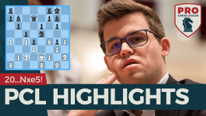 How To Beat Magnus Carlsen: PRO Chess Highlights