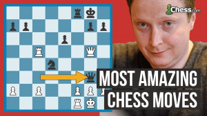 The Most Amazing Chess Moves: American Genius
