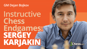 The Most Instructive Chess Endgames: Karjakin