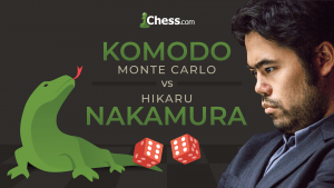 Hikaru Nakamura vs Komodo: Blitz and Rapid Chess Match