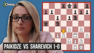 How Paikidze Won the 2018 U.S. Women's Championship: Vs Anna Sharevich