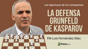 La Defensa Grunfeld de Gary Kasparov