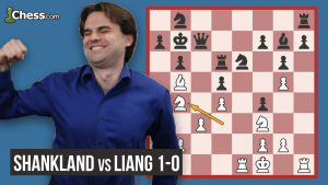 Final Round: How Shankland Won The U.S. Championship