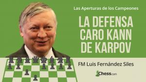 La Defensa Caro Kann de Karpov