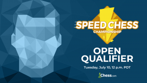 Speed Chess Championship: 2018 Open Qualifier with Anish Giri and Alexander Grischuk