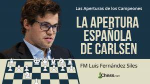 La Apertura Española de Magnus Carlsen