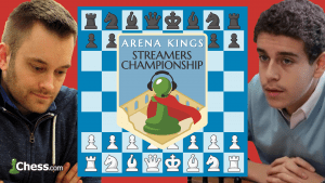 Royal Arena Kings Bullet Tournament #3: Flags Falling