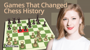 Bobby Fischer Makes Chess History
