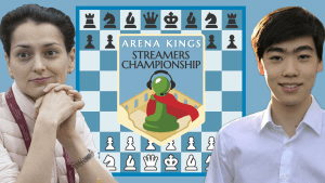 Arena Kings Streamers Championship: Knockout Qualifier