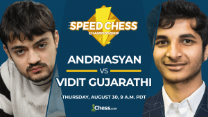 2018 Speed Chess Championship: Andriasyan vs Gujrathi