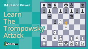 How To Play The Trompowsky Attack: 2...c5