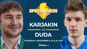 2018 Speed Chess Championship: Karjakin vs Duda