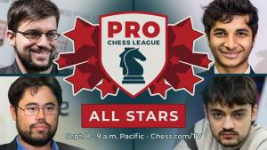 2018 PRO Chess League All Stars