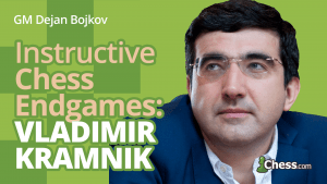 Kramnik's Most Instructive Endgames