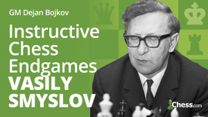 Smyslov's Most Instructive Endgames