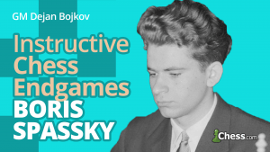 Spassky's Most Instructive Endgames