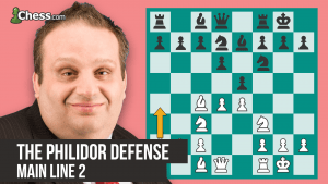 The Philidor Defense: More Main Line