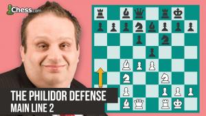 The Philidor Defense: More Main Line