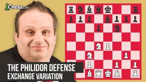 The Philidor Defense: Exchange Variation