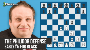 The Philidor Defense: Early f5 For Black