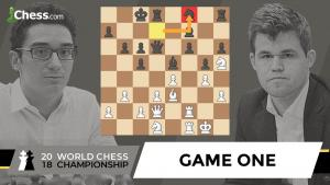 Carlsen vs Caruana (Game 1 Analysis) | World Chess Championship 2018