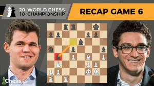 Carlsen vs Caruana (Game 6 Analysis) | World Chess Championship 2018