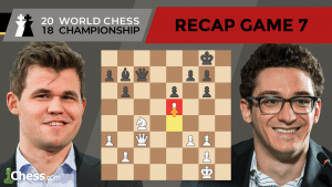 Carlsen vs Caruana (Game 7 Analysis) | World Chess Championship 2018