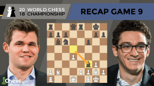 Carlsen vs Caruana (Game 9 Analysis) | World Chess Championship 2018