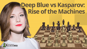 Deep Blue vs Kasparov: Historic Chess Games