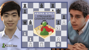 Arena Kings Streamers Chess Championship: Season Two Finals