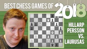 Best Chess Games Of 2018: Tiger vs Tomas