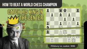 How To Beat A World Chess Champion: Pillsbury vs Lasker