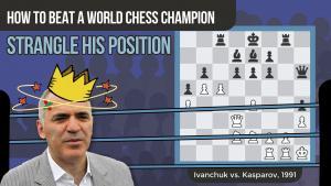 How To Beat A World Chess Champion: Ivanchuk vs Kasparov