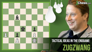 Tactical Ideas In The Endgame: Zugzwang