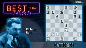 Reti's Bishops: Great Chess Master Methods