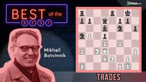Botvinnik's Trades: Great Chess Master Methods