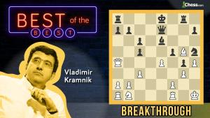 Kramnik's Breakthrough: Great Chess Master Methods