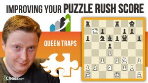 Boost Your Puzzle Rush Score: Queen Traps