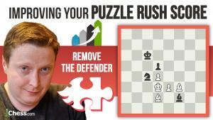 Boost Your Puzzle Rush Score: Remove The Defender