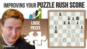 Improve Your Puzzle Rush Score: Loose Pieces