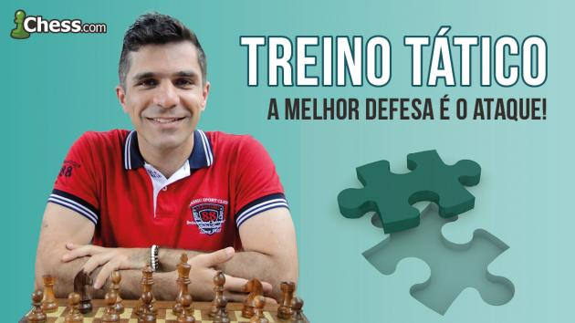 Treino Tático - A melhor defesa é o ataque!