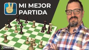 MF Luis Fernández Siles | Mi mejor partida