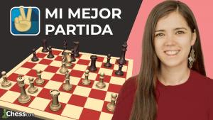 WIM Ayelén Martínez | Mi mejor partida