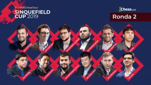 Sinquefield Cup 2019 | Ronda 2